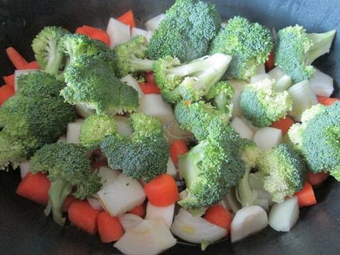 ...And Broccoli