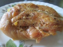 Barbecued Chicken Breast