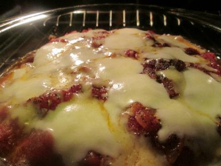 Baking Chicken Marinara
