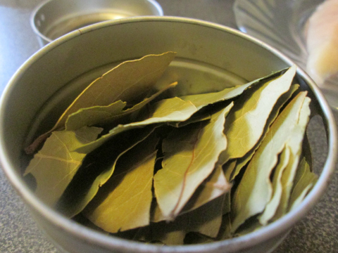 Bay Leaves ala Adobo