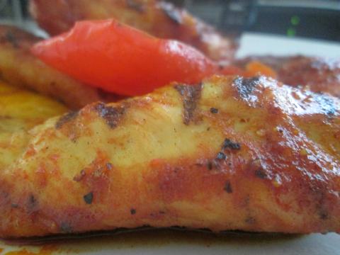 Best BBQ Chicken with Veggies