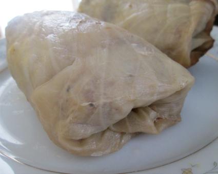 Chicken Cabbage Rolls Recipe