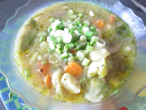 Chicken Potato Soup