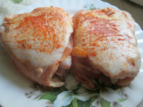 Chicken Thigh Recipe