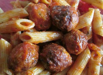 Chicken Meatball Recipe