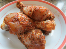 Chicken Legs For Beer Can Recipe