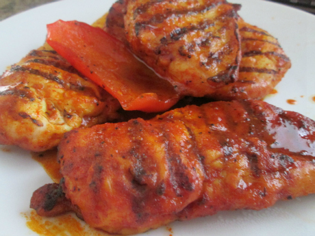 Monia's BBQ Chicken!