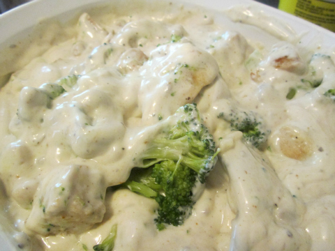Chicken Divan Sauce And Broccoli