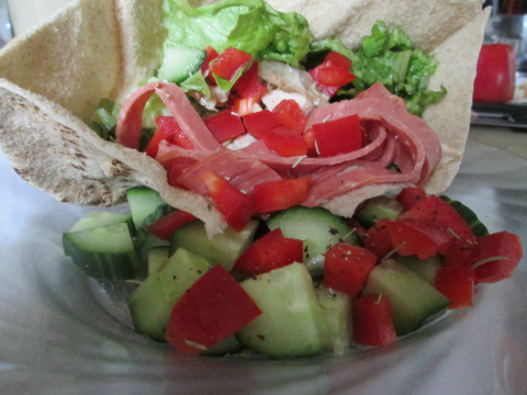 Easy Chicken Salad Sandwich Recipe