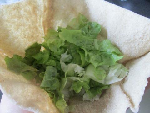 First Chicken Salad Sandwich Ingredient