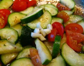 Garlic Chicken Pasta Recipe