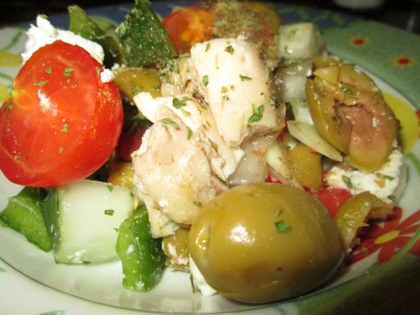 Greek Chicken Recipe