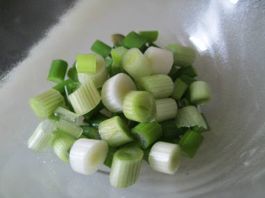 Green Onions For Dipping Sauce