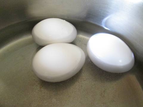 Hard Boiled Eggs Soon!