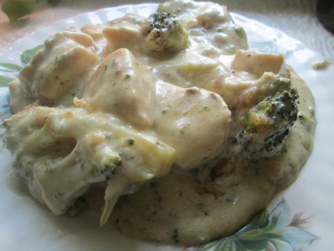 Mmm Chicken Divan Recipe