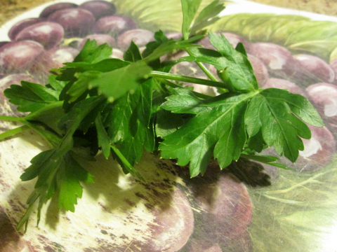 Monia's Fresh Parsley