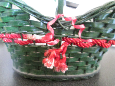 My Favorite Easter Basket