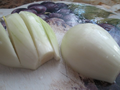 Onion Cutting