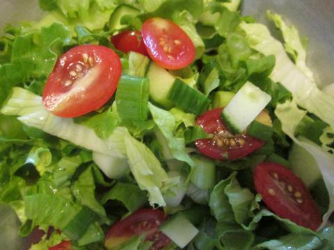 Salad For Chicken Divan