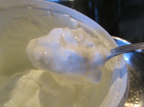 Sour Cream for Chicken Tetrazzini