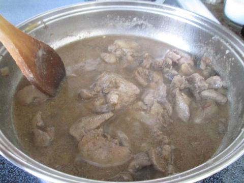 Stirring the Broth