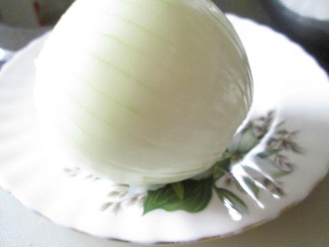 Stuffing Onion