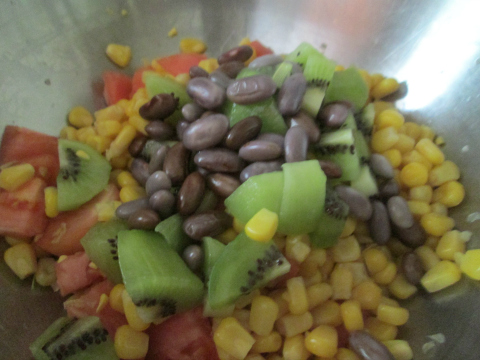 Vegetable Salad Recipe Experiment Part Two