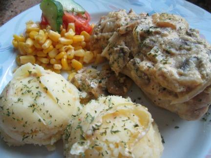 Chicken and Mushroom Recipes
