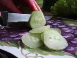 Spring Salad Recipe Cucmbers