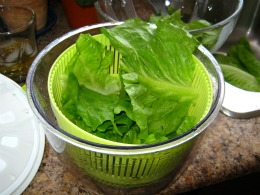 Spring Salad Recipe Lettuce