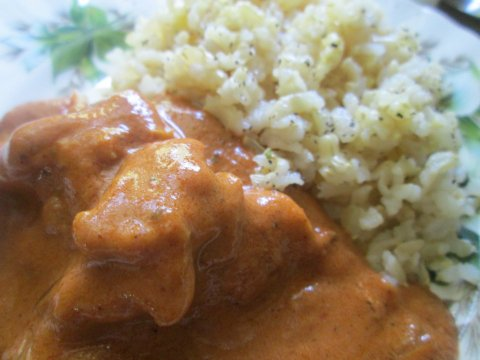 Butter Chicken: East Indian Style!