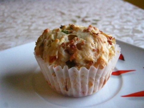 Mmm!! - Chicken Muffins!