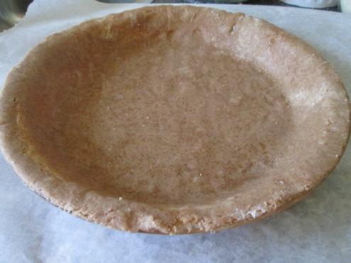 Chicken Pot Pie Empty