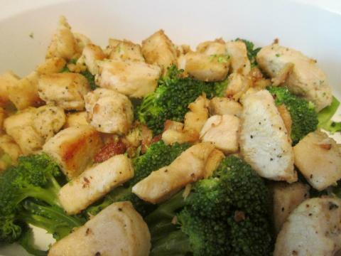 Divan Broccoli and Chicken